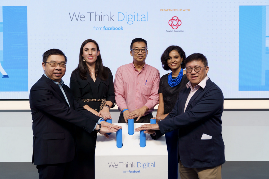 We Think Digital - Facebook Asia Pacific