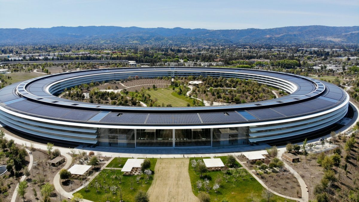 Silicon Valley Headquarters in Cupertino