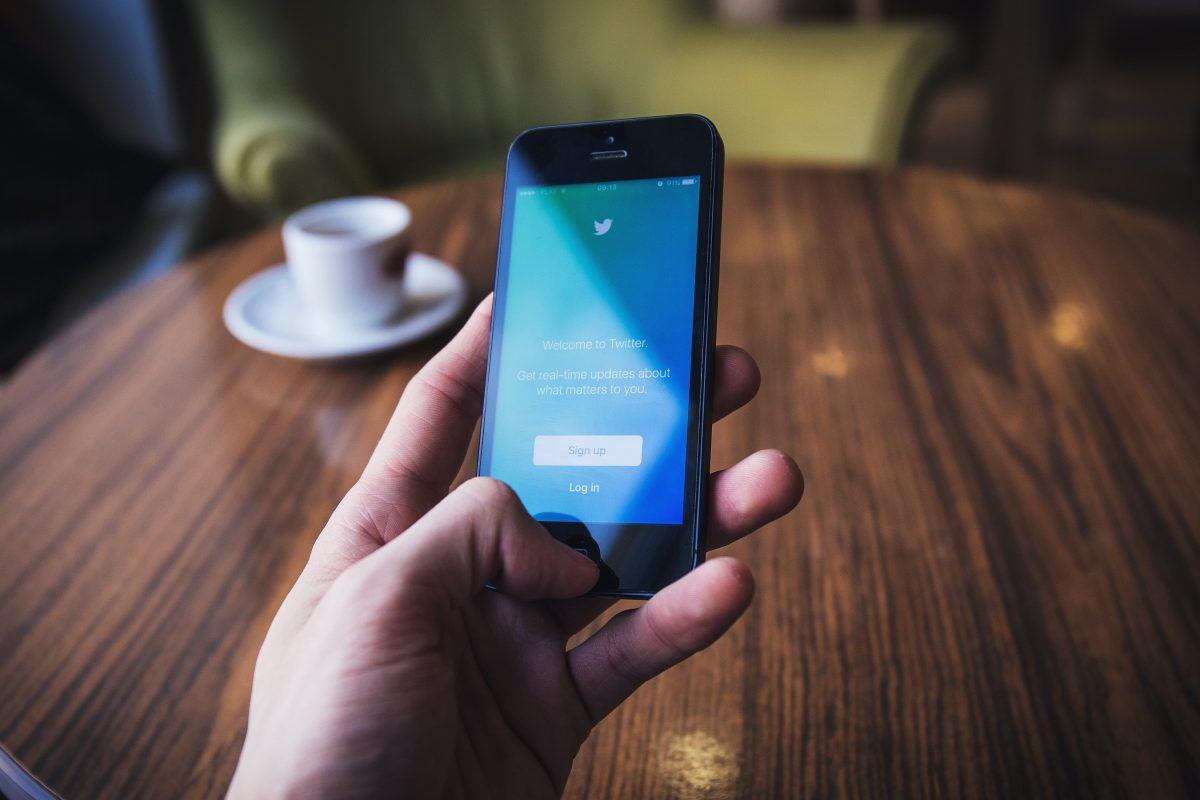 Social media privacy
