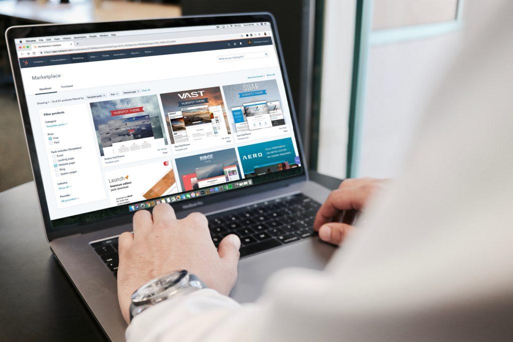 Buying online thru ecommerece