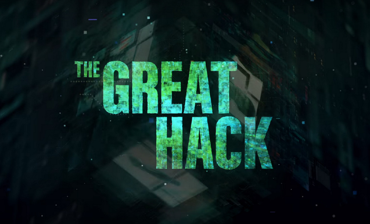 The Great Hack Netflix movie 2019